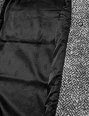 Gestuz - LucilaGZ coat MS21 - wollen jassen - herringbone dusty green - 5
