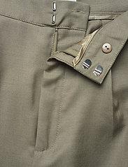 Gestuz - LeejaGZ HW pants MS21 - bukser med lige ben - brindle - 4