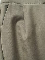 Gestuz - LeejaGZ HW pants MS21 - bukser med lige ben - brindle - 5