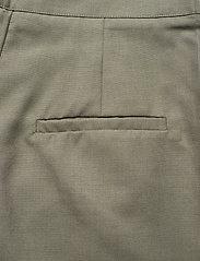 Gestuz - LeejaGZ HW pants MS21 - bukser med lige ben - brindle - 6