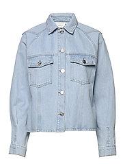 DacyGZ shirt - LIGHT BLUE VINTAGE