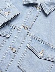 Gestuz - DacyGZ shirt - tøj - light blue vintage - 6