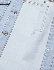Gestuz - DacyGZ shirt - tøj - light blue vintage - 7