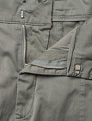 Gestuz - NeenaGZ HW pants - casual bukser - dark army - 4