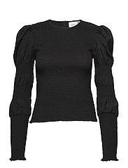 MazziGZ ls blouse MS21 - BLACK