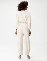 Gestuz - KlaraGZ blouse MS21 - langærmede bluser - moonbeam - 4