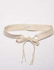 Gestuz - KlaraGZ blouse MS21 - langærmede bluser - moonbeam - 9