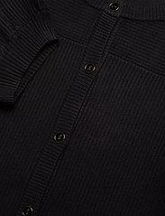 Gestuz - RagnaGZ duo cardigan MS21 - cardigans - black - 9