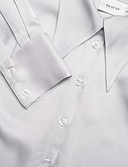Gestuz - JerleGZ shirt - denimskjorter - grey blue - 3