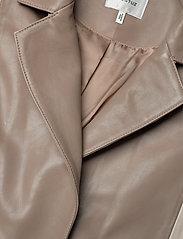 Gestuz - RoxanneGZ long blazer - frakker - pure cashmere - 3