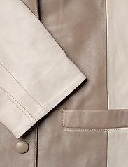 Gestuz - RoxanneGZ long blazer - frakker - pure cashmere - 4