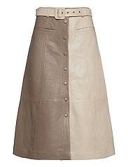 RoxanneGZ HW skirt - PURE CASHMERE