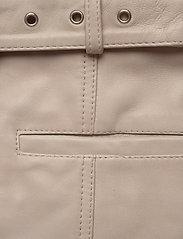 Gestuz - RoxanneGZ HW skirt - midinederdele - pure cashmere - 4