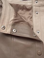 Gestuz - RoxanneGZ HW skirt - midinederdele - pure cashmere - 5
