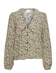 EileenGZ shirt - YELLOW WAVE