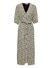 EileenGZ dress - YELLOW WAVE