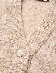 Gestuz - DebbieGZ puff cardigan - cardigans - pure cashmere melange - 3