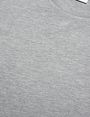 Gestuz - RoxieGZ ss tee NOOS - t-shirts - grey melange - 3