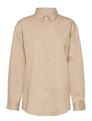 MeluaGZ OZ shirt - PURE CASHMERE