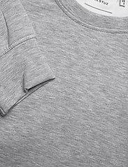 Gestuz - ChrisdaGZ MEL sweatshirt - sweatshirts - light grey melange - 2