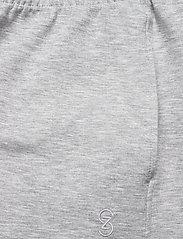 Gestuz - ChrisdaGZ MEL sweatpants - sweatpants - light grey melange - 6