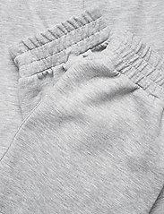 Gestuz - ChrisdaGZ MEL sweatpants - sweatpants - light grey melange - 9