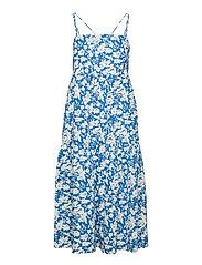 MynteGZ dress - BLUE FLOWER