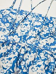 Gestuz - MynteGZ dress - sommerkjoler - blue flower - 5