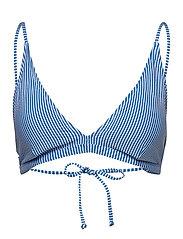 MyoGZ bikini top - BLUE STRIPES