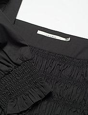 Gestuz - LenaGZ blouse - langærmede bluser - black - 5