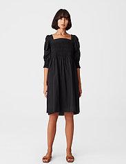 Gestuz - LenaGZ dress - sommerkjoler - black - 0