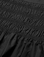 Gestuz - LenaGZ dress - sommerkjoler - black - 4