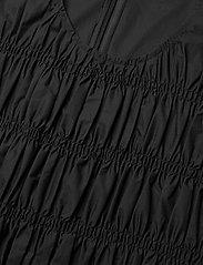 Gestuz - LenaGZ long dress - sommerkjoler - black - 2