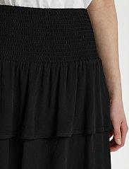 Gestuz - LifGZ skirt - midi nederdele - black - 5