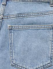 Gestuz - ElmaGZ HW wide pants - brede jeans - light blue - 4