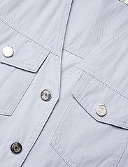 Gestuz - KataGZ jumpsuit HS21 - tøj - xenon blue - 5