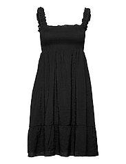 IonaGZ dress - BLACK