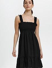 Gestuz - IonaGZ dress - hverdagskjoler - black - 0