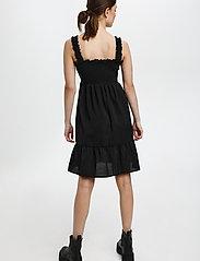 Gestuz - IonaGZ dress - hverdagskjoler - black - 4