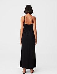 Gestuz - BertaGZ dress - sommerkjoler - black - 3