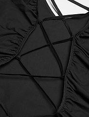 Gestuz - SvalaGZ top - kortærmede bluser - black - 7