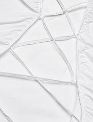 Gestuz - SvalaGZ top - kortærmede bluser - bright white - 7