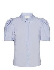 HalioGZ ss shirt - XENON BLUE