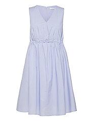 SoriGZ short dress - XENON BLUE