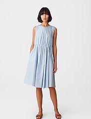 Gestuz - SoriGZ short dress - sommerkjoler - xenon blue - 3