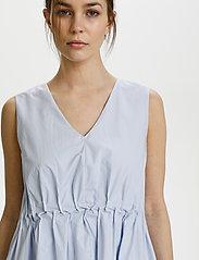 Gestuz - SoriGZ short dress - sommerkjoler - xenon blue - 5
