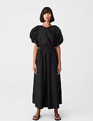 Gestuz - SvalaGZ dress - sommerkjoler - black - 0