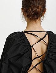 Gestuz - SvalaGZ dress - sommerkjoler - black - 4