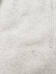 Gestuz - RubiGZ HW pants NOOS - sweatpants - grey melange - 2