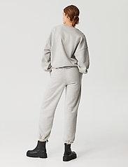 Gestuz - RubiGZ sweatshirt NOOS - sweatshirts & hættetrøjer - light grey melange - 4